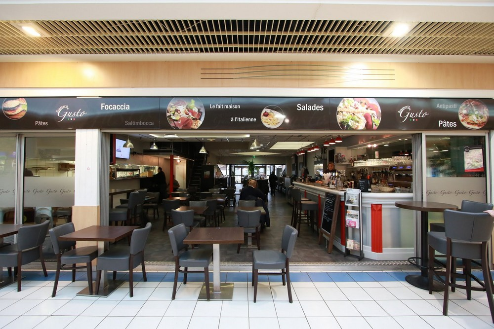 Brasserie gusto st aun s welcome family guide - Horaire leclerc saint aunes ...